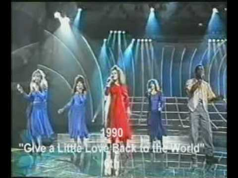 Eurovision - UK entries - The first 50 years (1957-2006)