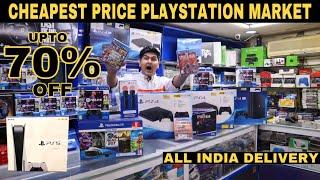 Cheapest Price Playstation Market In Delhi | Wholesale Price | Heavy Discount | Prateek Kumar