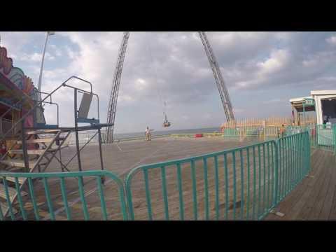 Seaside heights swing