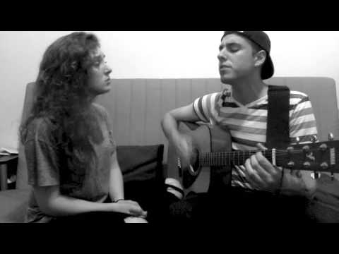 Someone Like You - Anna Giordano & Zack Krajnyak (Adele Cover)