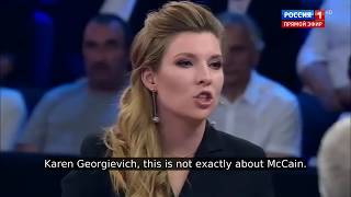 MUST SEE: Top Russian Politicians CRUSH John McCain's Evil Legacy on #1 Russian TV Show