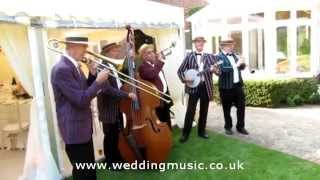 New Orleans Footstompers - trad jazz band for hire - UK