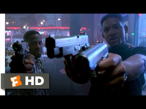 Freeze Mother Bitches! - Bad Boys (3/8) Movie CLIP (1995) HD