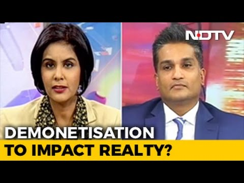 Will Demonetisation Wipe Out Rs 8 Trillion & Cut Property Prices By 30%?