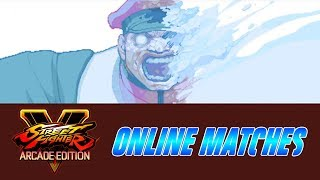 It's all fun and games until a lag Ken shows up   Street Fighter V