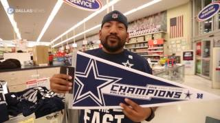 cowboys fans buy cowboys nfc east title products