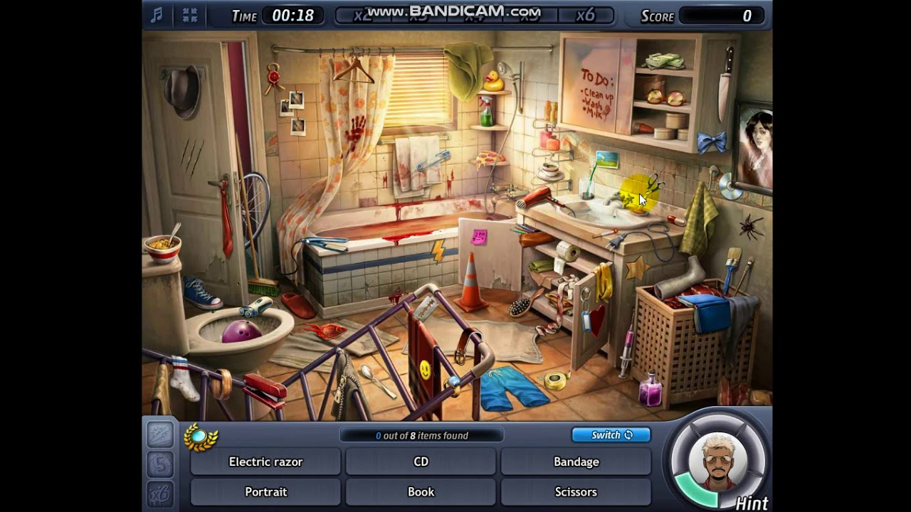 Facebook Online Game Criminal Case Case2 Corpse In A