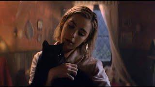 SABRINA 1×01 Netflix | 'Sabrina cat Salem' scene