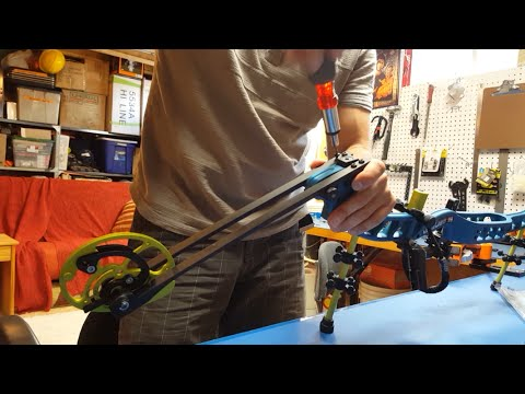 CHANGING LIMBS ON A COMPOUND BOW - Absolute 40 by OK Archery