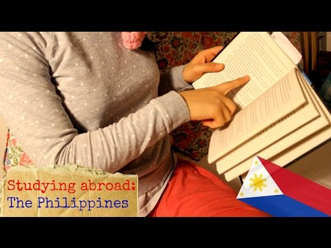 My study abroad experience in The Philippines - ArtandbeautyfreakVLOG