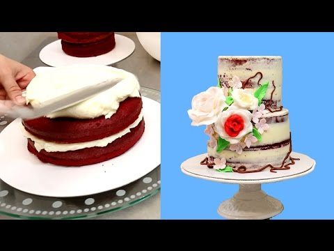 how-to-decorate-a-red-velvet-cake-by-cakes-stepbystep