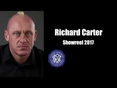 Richard Carter Showreel 2017