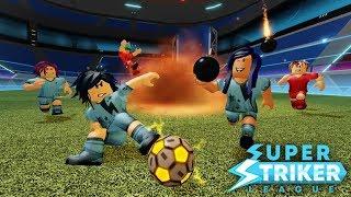 Gioco di calcio ma gioco sportivo più popolare in Roblox --- Super Striker League