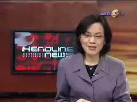 Kejadian Lucu Presenter Metro TV Salah Ucap Metro Mini