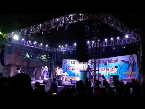 Shirley Setia Live At ITS Mohan Nagar Ghaziabad ❤️