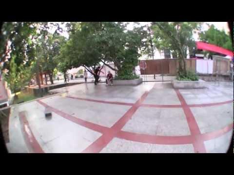 Calling All Skaters: Nanning, China