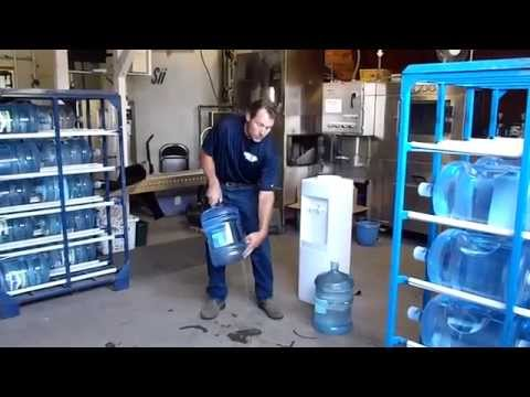 What can make your water dispenser leak