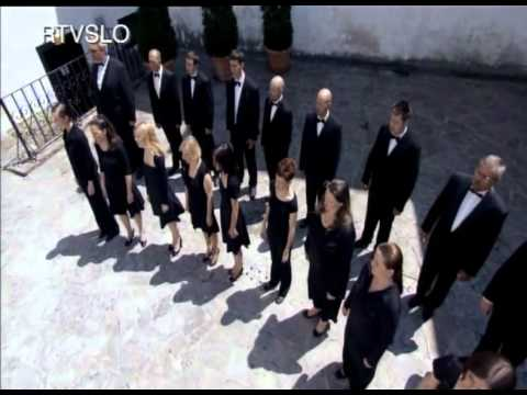 Chamber choir AVE G. Mahler: Ich bin der welt abhanden gekommen
