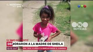 Último rastro de Shelia en casa de la abuela materna - El noticiero de la gente
