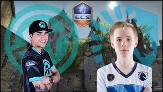 Immortals vs. Team Liquid - Highlights [Mapa 2 - Cobblestone] - ECS Season 2 NA