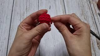 아이들과 뜨개체리 만들기