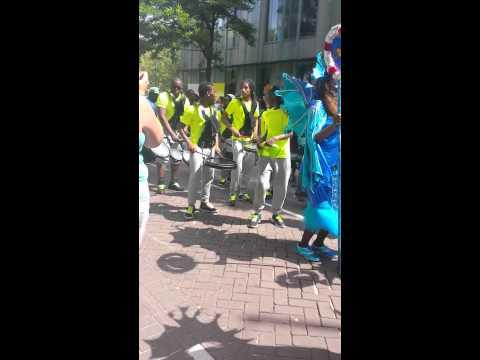 Carnaval Rotterdam 2014