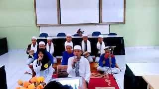 Marawis SMKN 10 Jakarta - Juara 1 Atlantis SMAN 51 Jakarta