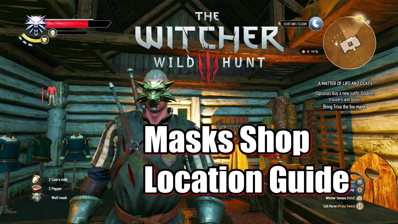 guide the witcher 3 pdf