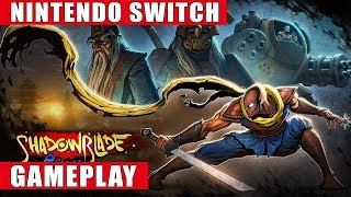 shadow Blade: Reload Nintendo Switch Gameplay