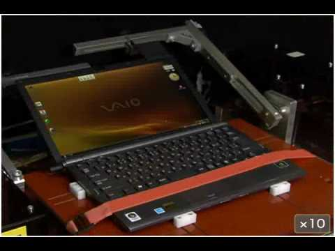 The Test Lab: VAIO Z and BZ Hinge Test