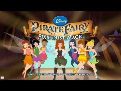 Disney's The Pirate Fairy: Pixie Dust Magic - Learning Video Game for Kids | LeapFrog