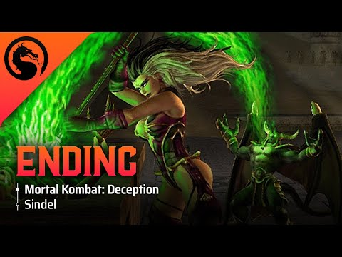 Mortal Kombat: Deception | Sindel's Ending