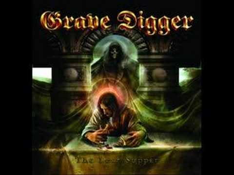 Grave Digger - Divided Cross