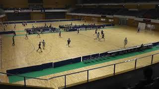 2019年1月17日 ハンドボール 北海道高等学校新人戦 北海道予選会 前半
