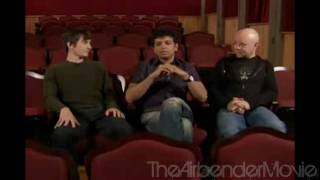 The Last Airbender Movie Interview With M. Night Shyamalan HD