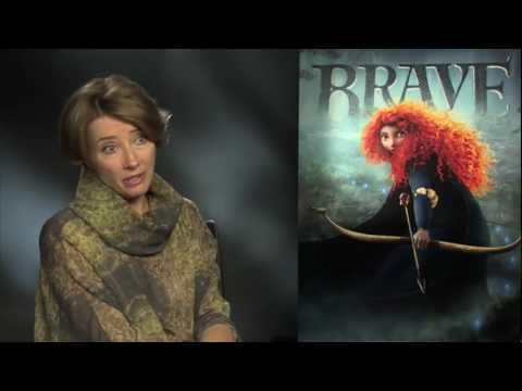 Emma Thompson Interview -- Brave | Empire Magazine
