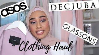 NZ Clothing Haul - Glassons, Decujba, forever new, ASOS | Modest Clothing Haul |Hebah Beauty