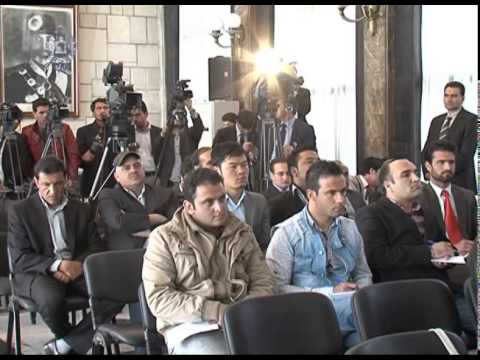 TV Report  Tajikistan's President Emomali Rahmon Visit to Kabul