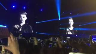 Marcus & Martinus - One more second (LIVE CONCERT at GLOBEN!!!)