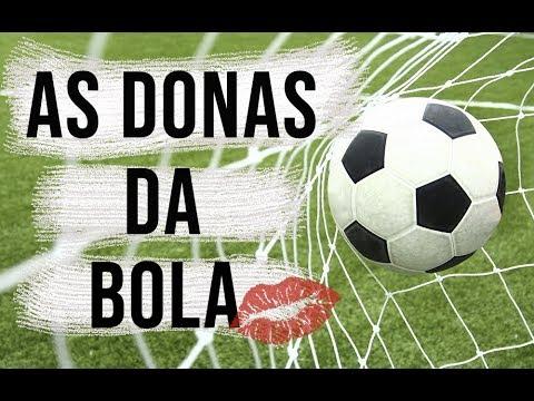 AS DONAS DA BOLA - DOCUMENTÁRIO