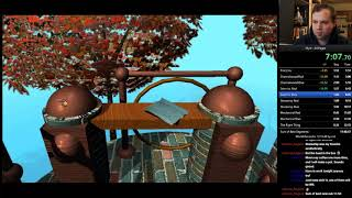 Myst All Pages WR: 12:02.83