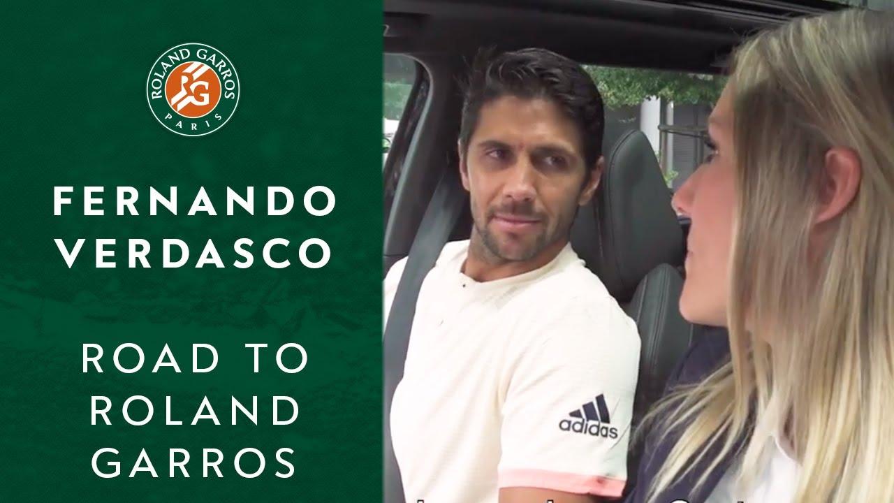 Road to Roland-Garros @Peugeot #5 - Fernando Verdasco I Roland-Garros 2018
