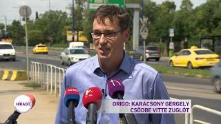 Origo: Karácsony Gergely csődbe vitte Zuglót