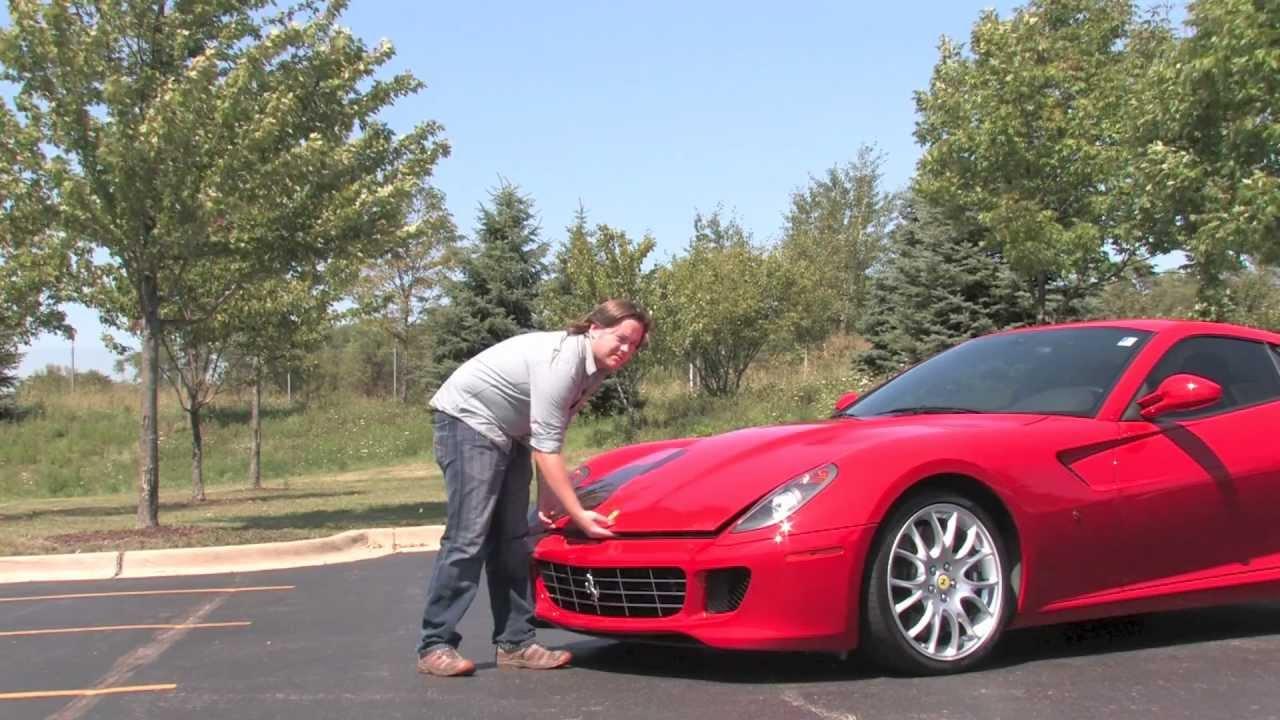 9ffb0c590d86 Ferrari 599 GTB Fiorano - Chicago Motor Cars Video Test Drive with Chris  Moran 2012