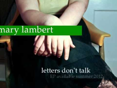Mary Lambert - Forget Me