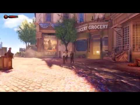 Let's Play Bioshock Infinite: Part 1 - Welcome To Columbia
