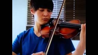 Joo Won Practicing Violin For Tomorrow Cantabile