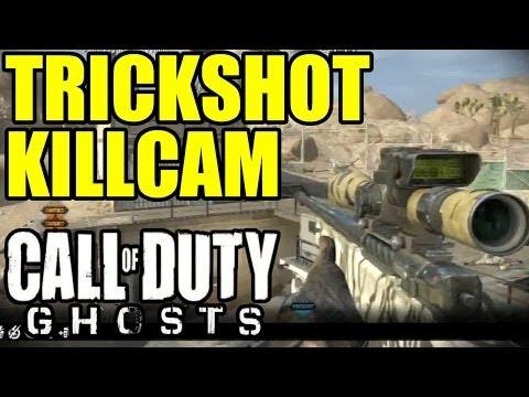 Play Trickshot Killcam # 794 #2 | COD GHOSTS Killcam | Freestyle Replay