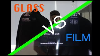 Glass vs Film Smart Mirror Faceoff