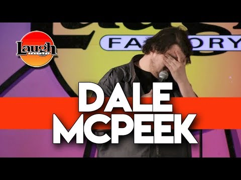 Dale McPeek | Angry Hipster Friends | Laugh Factory Chicago Stand Up Comedy